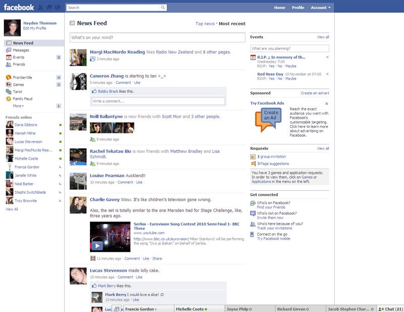Как в фейсбук отправить поздравление с 152